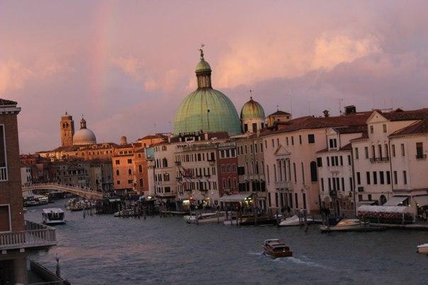 Италия. Все началось с Вероны