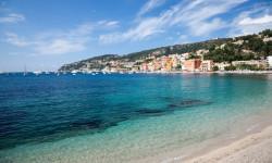 Colorful Cote d'Azur