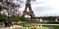 самый романтичный город — Париж